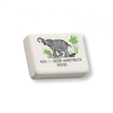 Pryž Koh-i-noor 300/80 slon